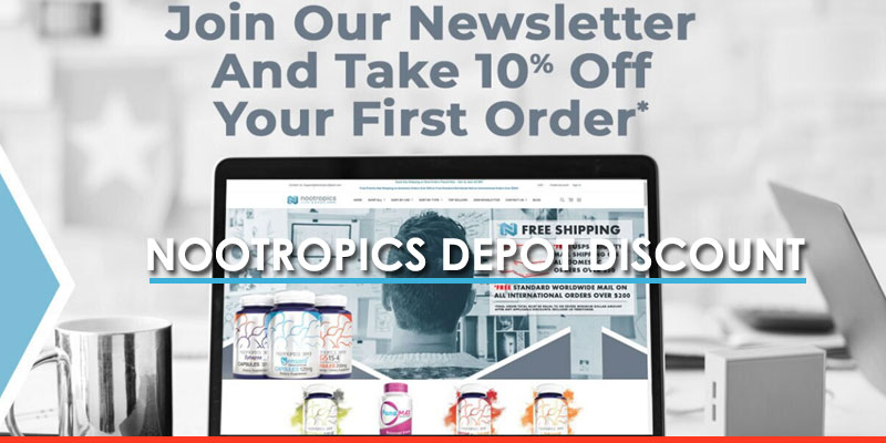 Nootropics Depot Coupon codes and discount deals